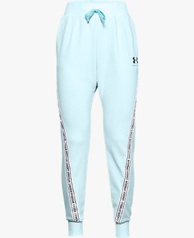 Girls' UA Sportstyle Terry Trousers
